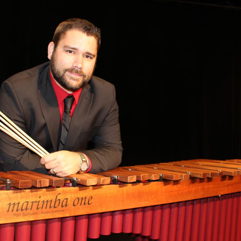"""I have owned my Marimba One™ since 2009 and I am still in awe of the craftsmanship that went into the construction of my instrument. The sound is unmatched and the feel is incredible. That's why I choose to play Marimba One™."""